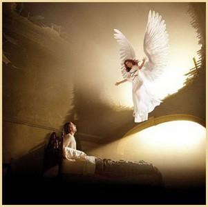 Ангел на плече – максимальная включенность подсознания